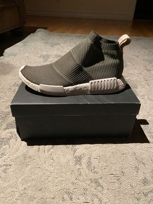 Adidas nmd high tops size 9 for Sale in Los Angeles, CA