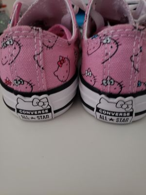 Hello kitty converse for Sale in Homestead, FL