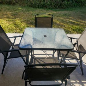 5 Piece Patio Set for Sale in Kissimmee, FL