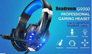 Gaming Headset with Mic for PC,PS4,Xbox One,Over-Ear Headphones for Sale in Gardena, CA