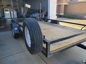 6x11 utility trailer for Sale in Phoenix, AZ