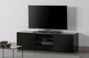 TV stand- fits up to 75 inch TV for Sale in Reston, VA