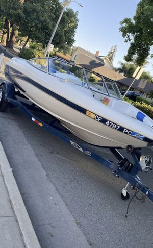 97 Glastron 175SE with brand new motor for Sale in Clovis, CA