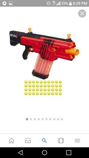 Nerf Rival guns.. For BARTER/TRADE. for Sale in Los Angeles, CA
