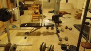 Weights for sale for Sale in Bridgewater, VA