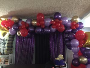Baloon arch decoration only $50 pick up only for Sale in Azusa, CA