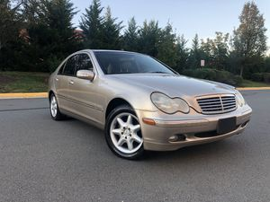 2002 Mercedes C240 low mileage 82k for Sale in Sterling, VA