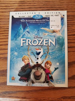 Frozen Blue-Ray Movie for Sale in Vancouver, WA