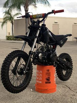 pit bike - 125cc - lifan - dirt bike for Sale in Coral Springs, FL