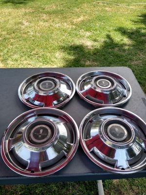 Corvair Monza Hubcaps for Sale in Fresno, CA