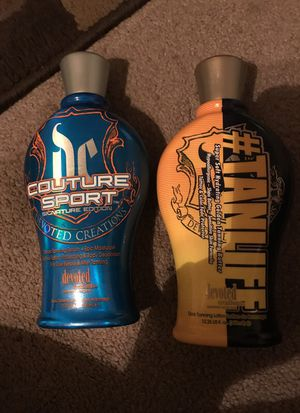 Sundays tanning lotion for Sale in Portsmouth, VA