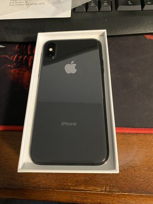 iPhone XS for Sale in Bremerton, WA