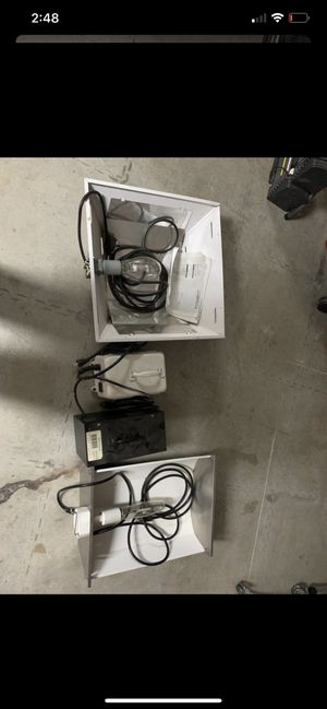 400w HPS and Metal Halide grow lights for Sale in Hemet, CA