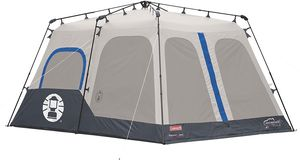 Blue 8 Person Tent Outdoor Camping Use for Sale in Los Angeles, CA