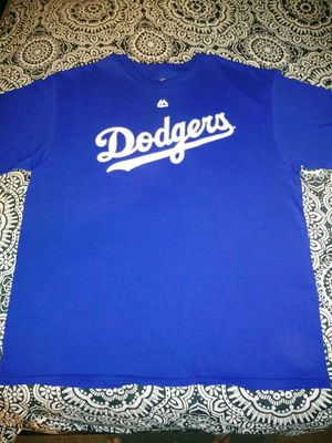 Dodgers majestic shirt for Sale in Colton, CA