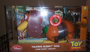 Rare Disney Toy Story Talking Slinky Dog Figure for Sale in Tacoma, WA