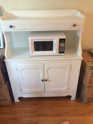 Hutch / Sideboard / Microwave Stand for Sale in Fairway, KS