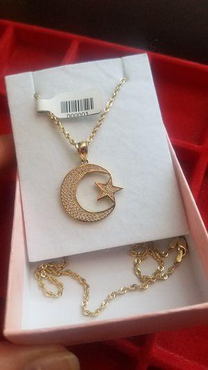 special offer 10k gold chain 100% guaranteed (bella cadena para mujer oro 10k) for Sale in Manassas Park, VA