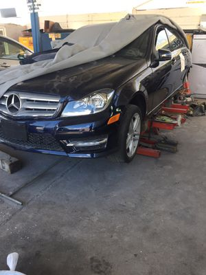 2013 Mercedez c 250 parting for Sale in San Diego, CA