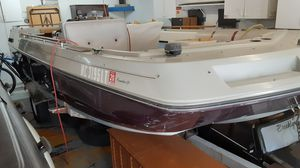 Vintage Deck Boat Four Winns Candia 170 for Sale in Ypsilanti, MI