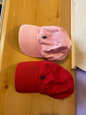 Two Polo Hats for Sale in Gastonia, NC