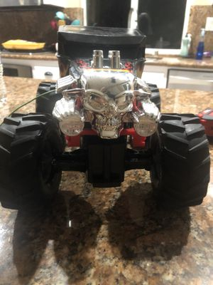 Hot wheels Monster truck noice making and light flashing for Sale in Chula Vista, CA