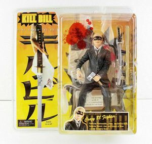 Kill Bill Crazy 88 Fighter Action Figure w/ Blood Spraying Series 1 2004 NECA for Sale in Feasterville-Trevose, PA