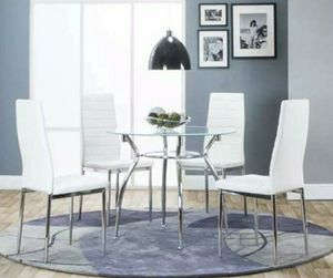 Dining room set. Juego d comedor for Sale in US