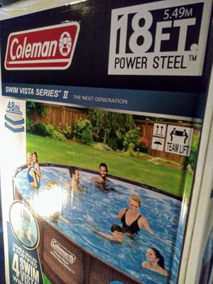 BRAND NEW 18 FOOT POOL for Sale in Haines City, FL