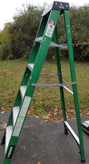 6 foot husky ladder for Sale in Portland, OR