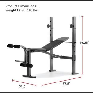 WEIGHT BENCH for Sale in Carrollton, TX