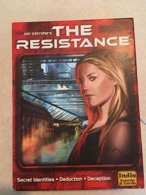 The Resistance Board Game for Sale in Jupiter, FL