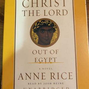 Christ The Lord By: Anne Rice Audiobook for Sale in Portland, OR