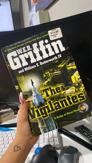 W.E.B Griffin and William E Butterworth IV The Vigilantes for Sale in Miami, FL