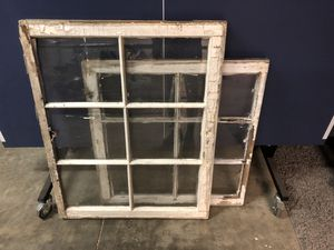 Original wood windows from 1920's for Sale in Columbus, OH