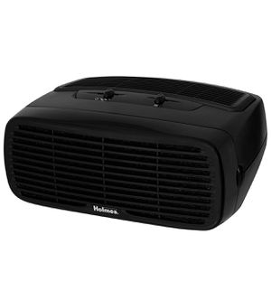 Holmes Small Room 3-Speed HEPA-Type Air Purifier with Optional Ionizer, Black for Sale in Schaumburg, IL