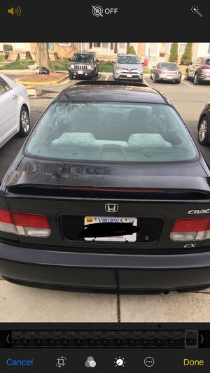 2000 Honda Civic ex for Sale in Manassas, VA