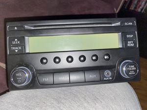 Nissan Versa Radio for Sale in Corpus Christi, TX
