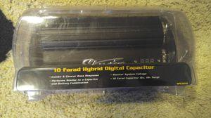 Stinger digital hybrid 10frd capacitor for Sale in Oakley, CA