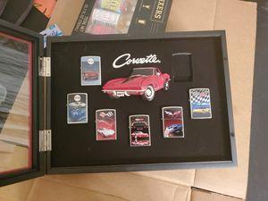Zippo Corvette collection lighters for Sale in Surprise, AZ