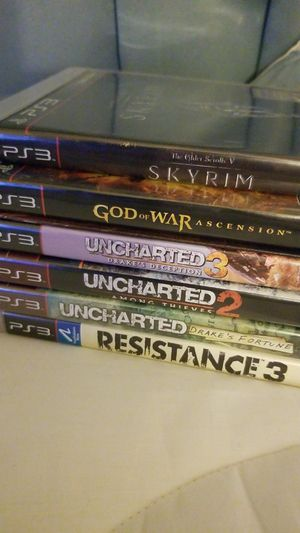 PS3 Games for Sale in Vienna, VA