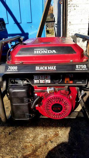Honda generator 7000watt for Sale in Fairfax, VA