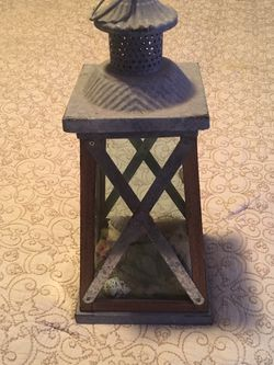Decorative Lantern for Sale in St. Helens,  OR