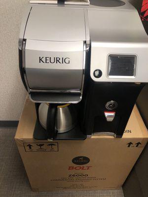 Keurig Bolt Z6000 for Sale in Riverside, CA