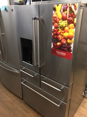 New Kitchen Aid 5 Door Fridge for Sale in Norco, CA