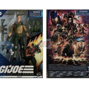 "DUKE CLASSIFIED Hasbro GI JOE WAVE 1 - 6"" inch Action Figure IN STOCK for Sale in Rancho Cucamonga, CA"