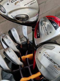 Cobra Golf Club Set for Sale in Los Angeles,  CA