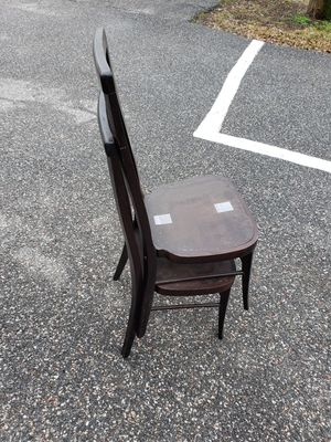 Restaurant Bistro Chairs—($7.00 per chair) selling as a lot of 120 for Sale in Baltimore, MD