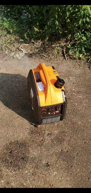 Wen 2350w generator for Sale in Elgin, IL