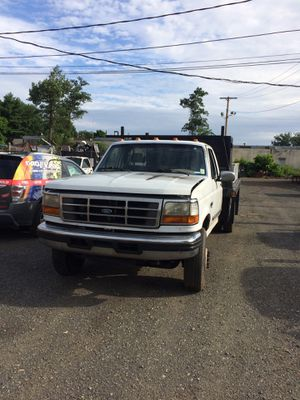 1997 FORD F450 7.3 TURBO DEISEL DUALLY 2WHEEL DRIVE AUTOMATIC for Sale in North Haven, CT